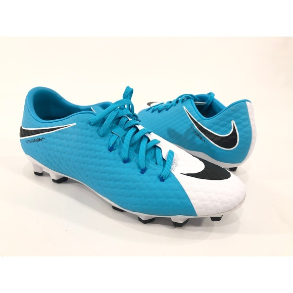 best website 8971f c9d9c Nike Hypervenom Phelon III FG Cleats 852556-104